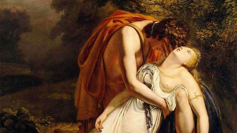 A história de Orfeu e Eurídice