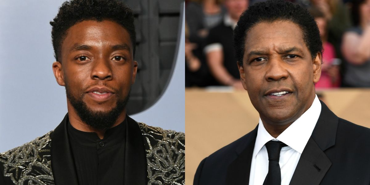 Denzel Washington pagou minha faculdade, afirma astro do filme Pantera Negra