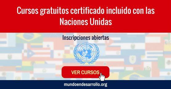 Cursos online gratuitos con certificado