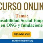 Curso online sobre Responsabilidad Social