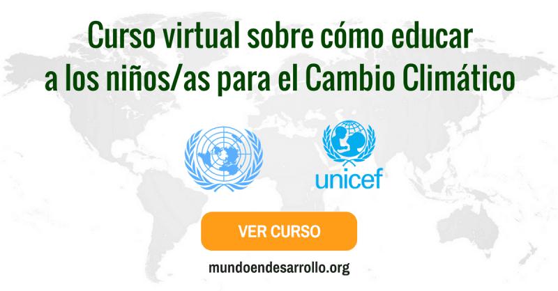 Curso virtual sobre cambio climático