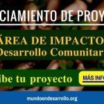 financiamiento de proyectos de desarrollo comunitario