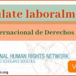 trabajar en derechos humanos