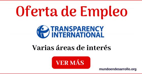 ofertas de empleo internacional