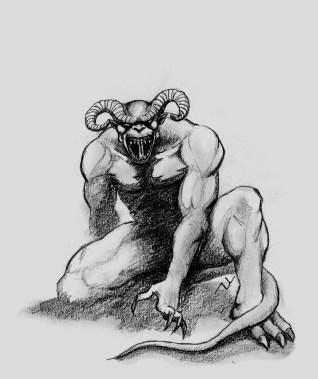 Demonio de las pesadillas