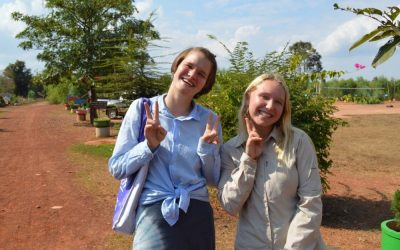 From the Field: Emily at Kamplafa School