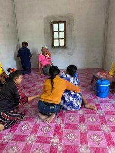 bai se ceremony for Nuan