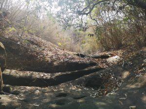 phu langka exploring dry riverbeds