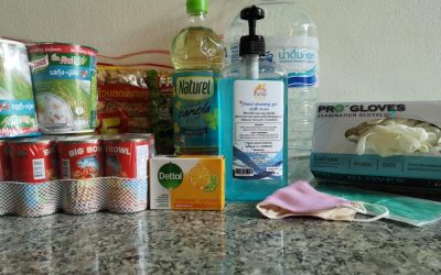 Thailand Care Packages