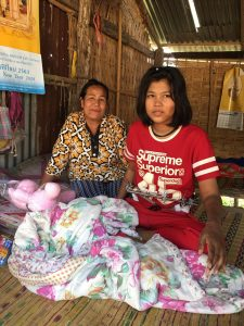 relief care packages thailand