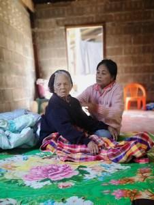 adopt an elder thailand yaai Bun Jaan