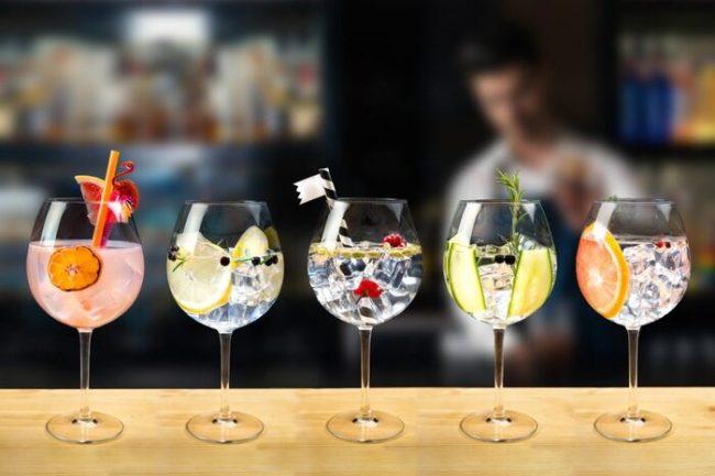 gin tonica receita tradicional 300x200 - Curso de drinks aprenda como fazer drinks famosos