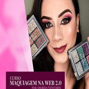 Curso Maquiagem na Web 2.0 Andreia Venturini 300x300 - Curso de make online seja uma profissional de sucesso