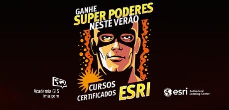 campanha superpoderes academiagis Academia GIS Imagem lança campanha de verão