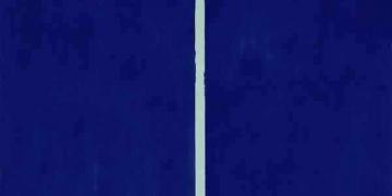Pintou dois retângulos azuis e vendeu: 44 milhões de dólares!