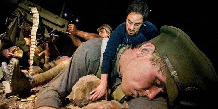 Weta recria cenas impressionantes da Guerra numa perspectiva gigante