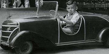 Fascinação por carros