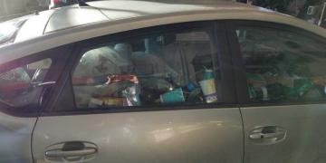 Carro sujo: Você não vai acreditar no grau de imundície desse carro!