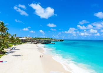 Barbados oferece um ano de visto pra quem quer trabalhar remoto no paraíso. Vem!
