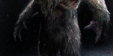 Os Inuit do Alasca e o Yeti caçador
