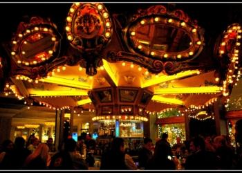 O Bar-Carrossel de Nova Orleans