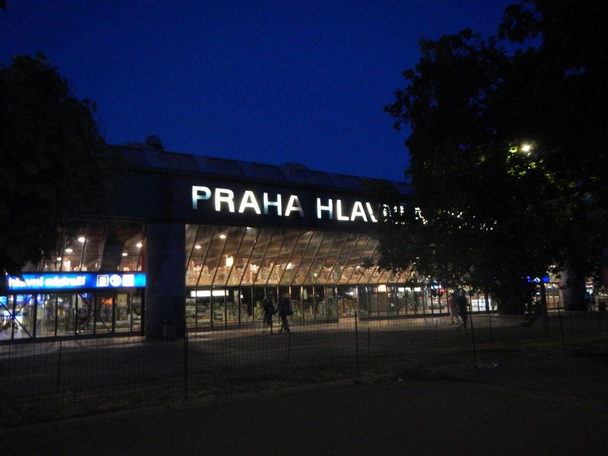 Praga República Checa Estação Mundo Indefinido