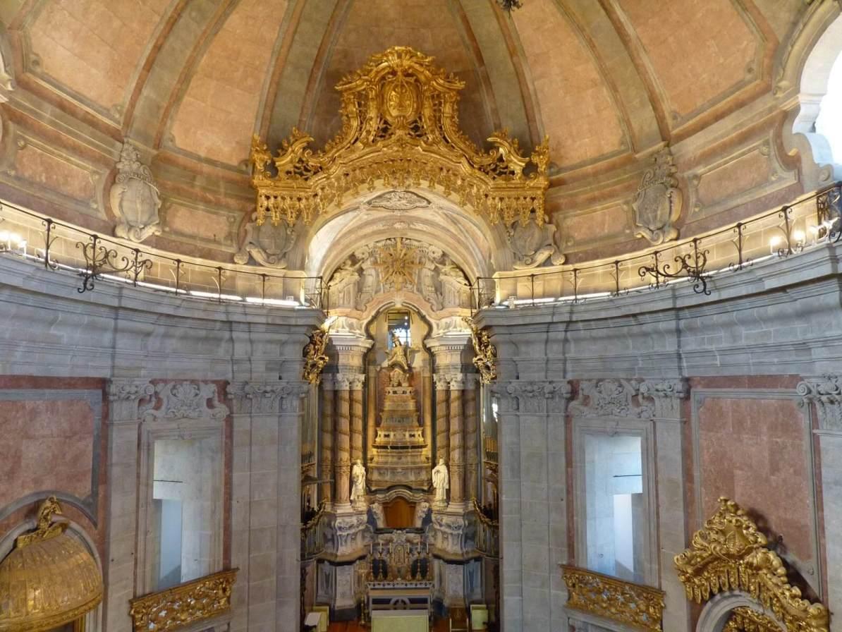 Torre e Igreja dos Clérigos 03 Porto Portugal Mundo Indefinido