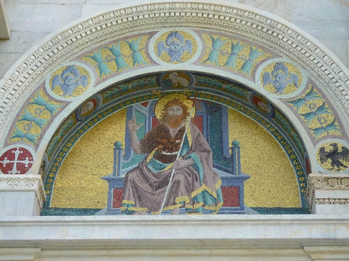 Cattedrale di Pisa Fachada Pormenores Itália Mundo Indefinido