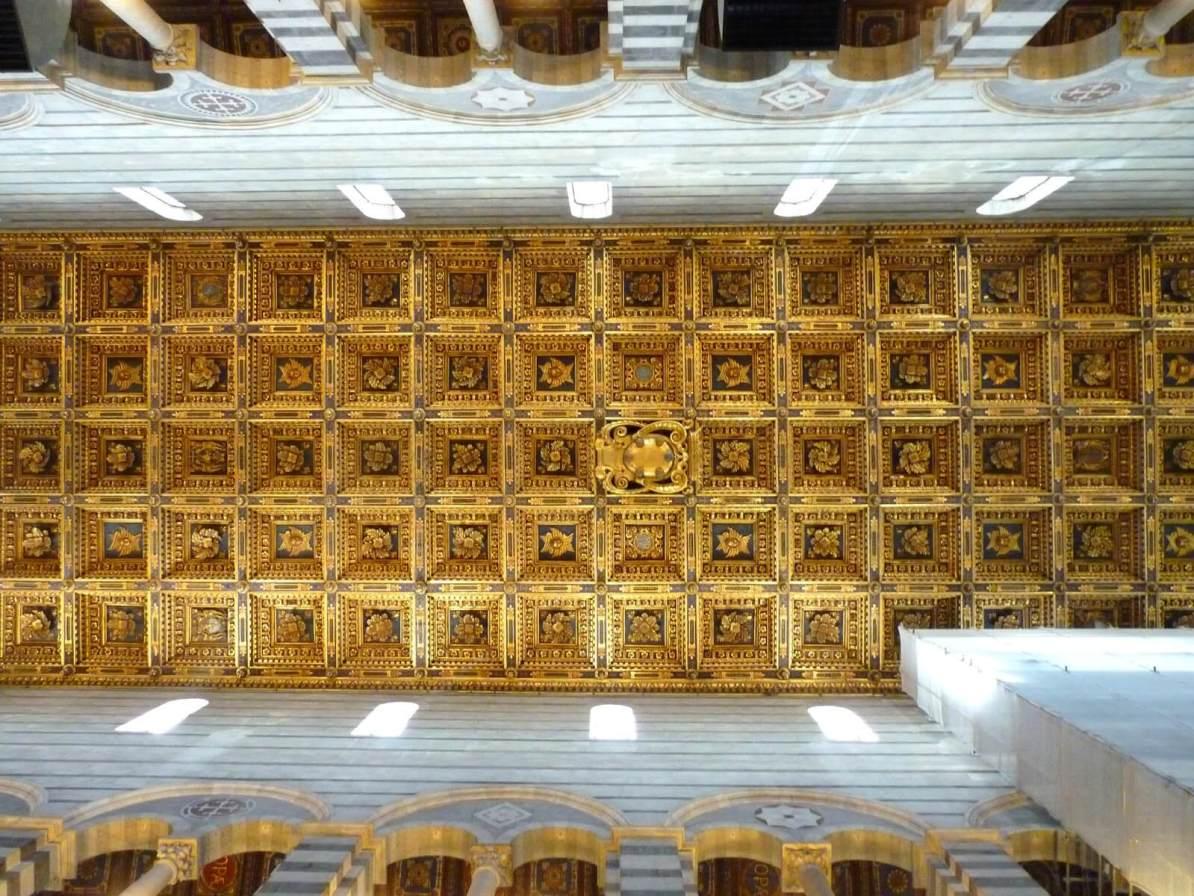Cattedrale di Pisa Tecto Itália Mundo Indefinido