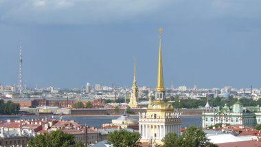 São Petersburgo Rússia Mundo Indefinido