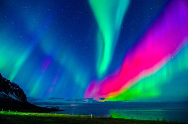 O que é e como é formada uma aurora boreal