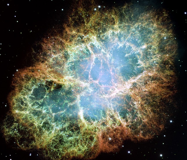 O que é realmente uma supernova