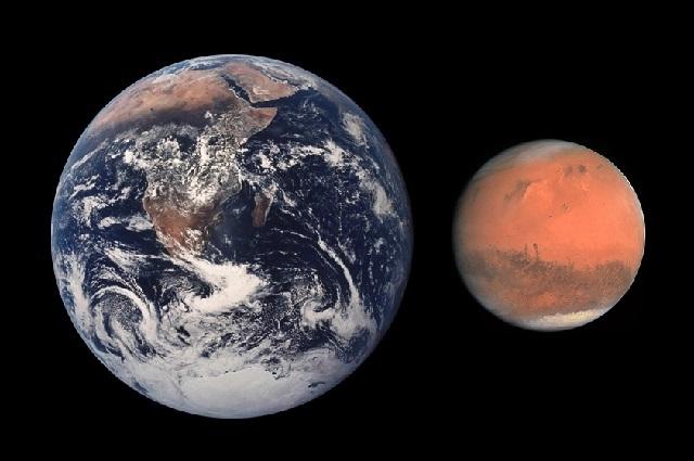 Outros características curiosas do planeta vermelho