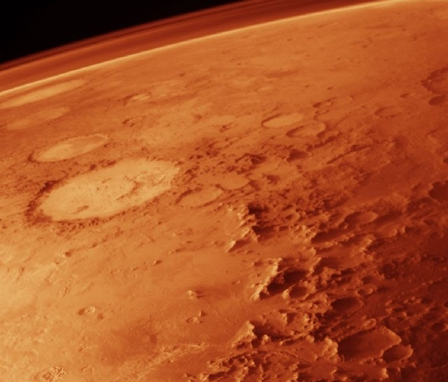 Marte mais propenso à vida (depois da Terra)
