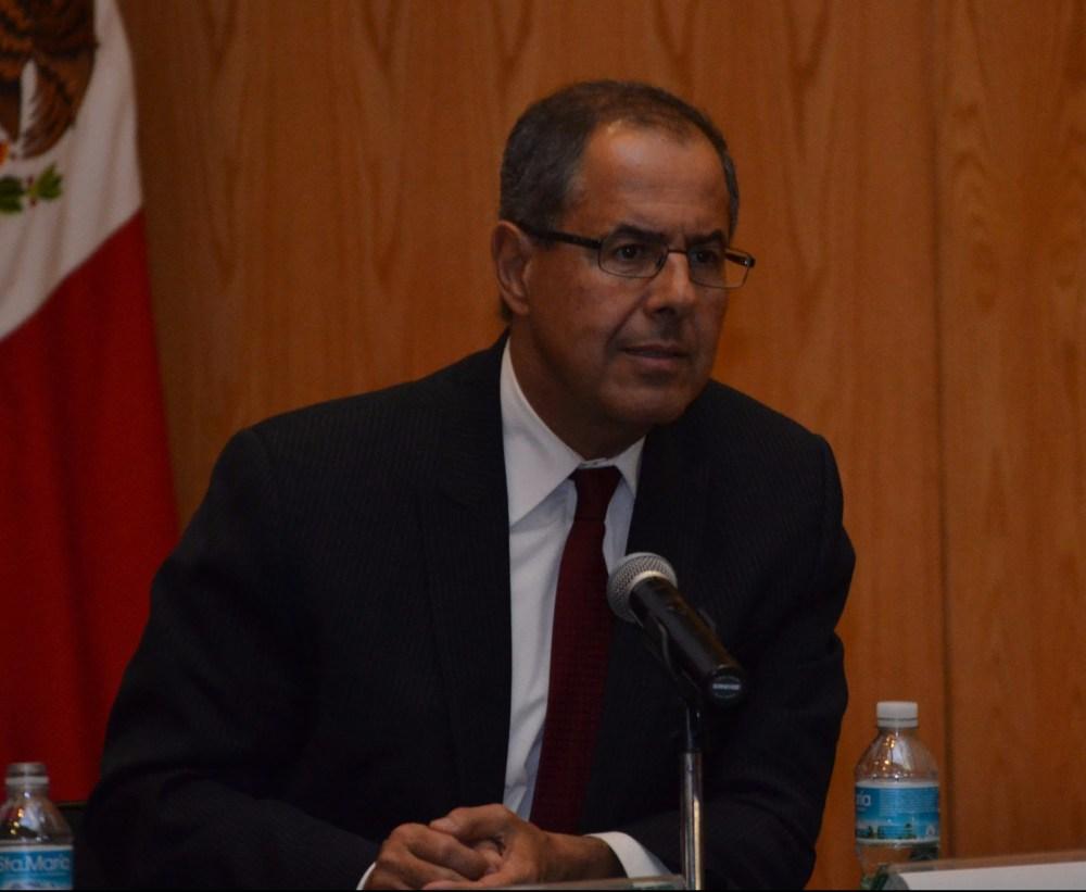 Rafael Fernández de Castro, jefe del departamento de Estudios Internacionales del ITAM. FOTO: ITAM