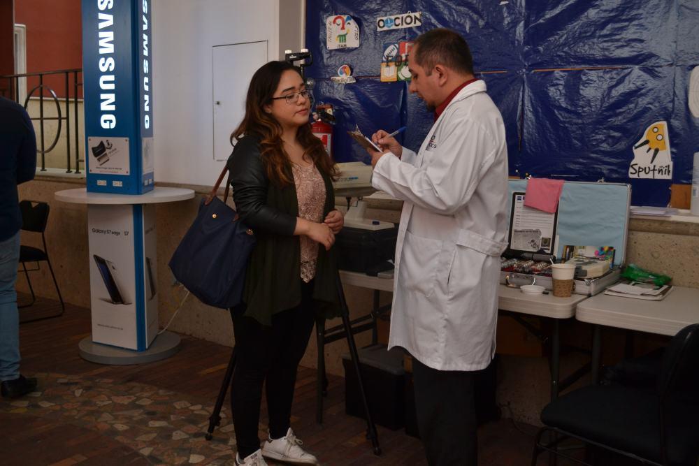 Semana de la Salud 2017. FOTO: ITAM