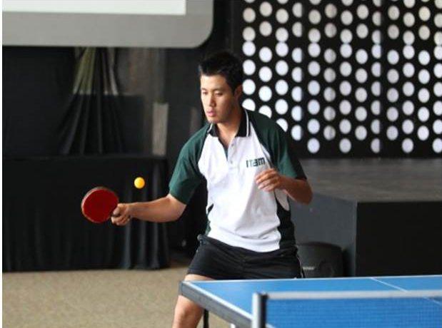 David Yao, tennis de mesa