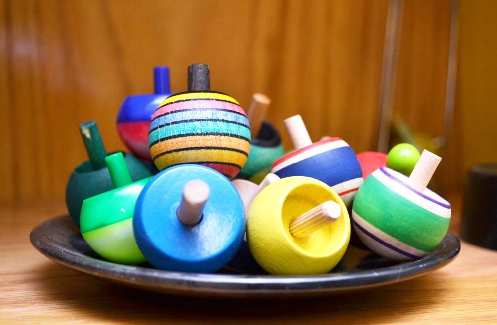 Algunas pirinolas del Dr. Kuhlmann. FOTO: ITAM