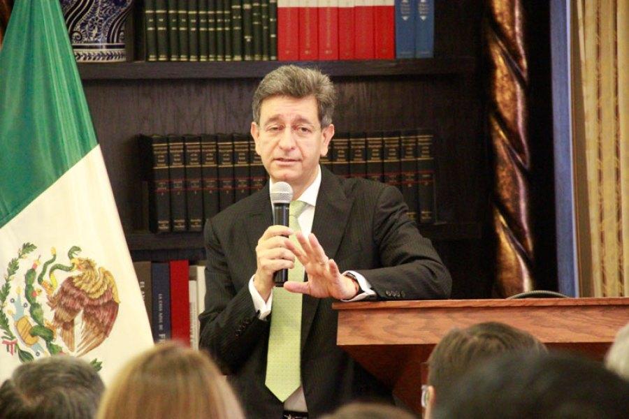 Pablo Krui y la vacunación en México