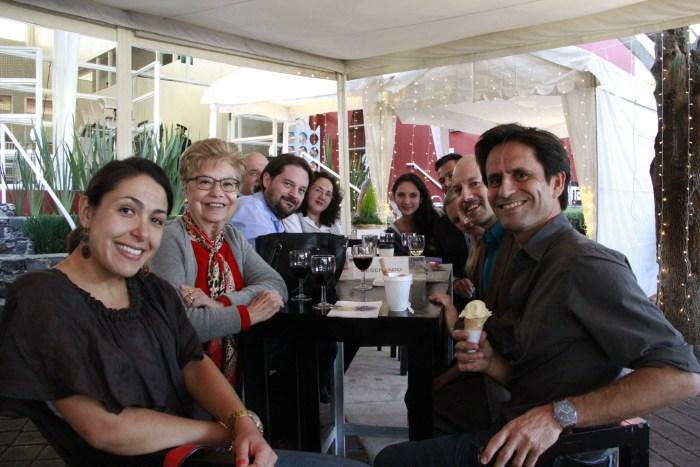 Profesores de Estudios Internacionales en Bazar ITAM