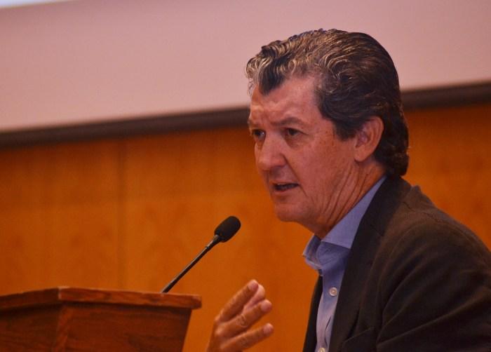 Mtro. Santiago Urquiza Luna Parra, presidente de CENCOR - BIVA. FOTO: ITAM