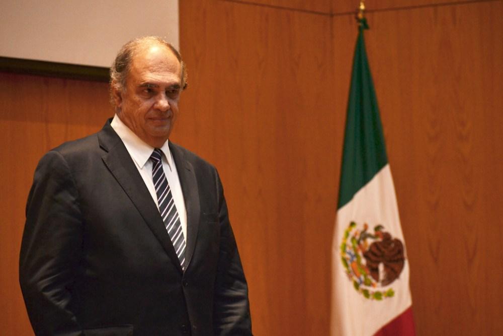 Dr. Antônio Cançado Trindade. FOTO: ITAM