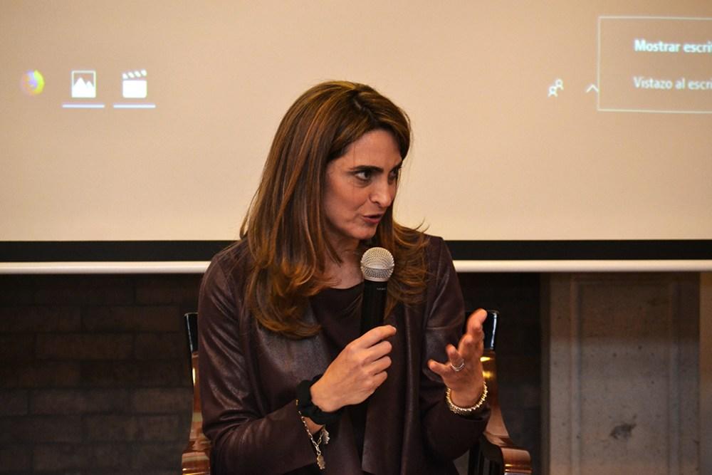 Dra. Sofía Charvel, coordinadora del programa de Derecho y Salud Pública. FOTO: ITAM