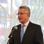Dr. Alejandro Hernández, vicerrector del ITAM. Foto ITAM