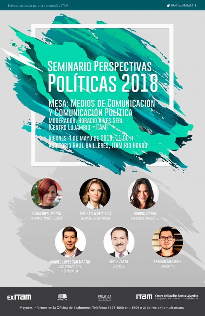 seminario de perspctivas politicas