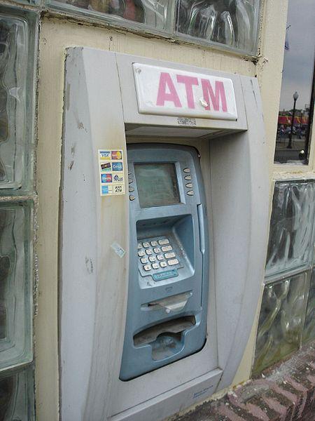 Cajeros automáticos ATM
