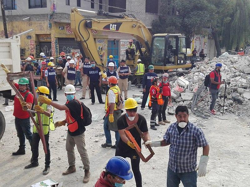 Cristina Gigola y la respuesta ante la catásrofe