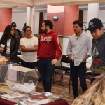 Subasta de libros donados por la facultad del ITAM, Becatlón ITAM 2018