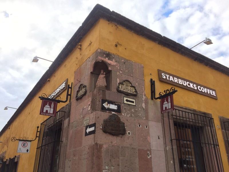 Alsea y Starbucks