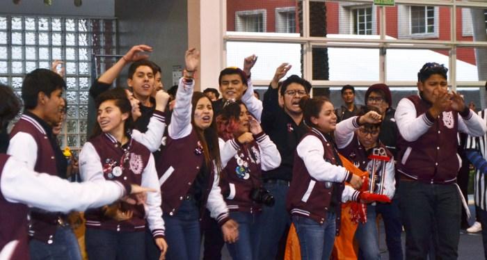 DonkPink, equipo ganador del Inspire Award en First Tech Challenge México. Foto: ITAM